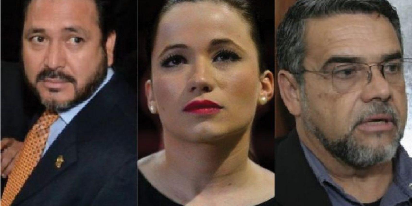 Gudy Rivera, Daniela Beltranena y Manuel Barquín podrán ser investigados por el MP Foto:Publinews