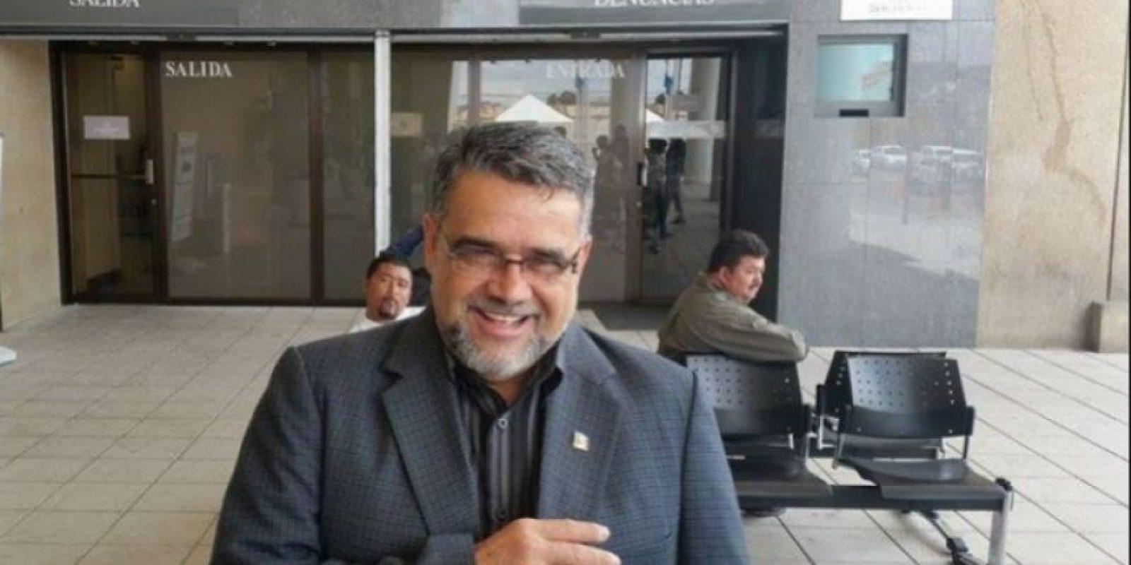 Manuel Barquín, del partido Libertad Democrática Renovada (Líder) Foto:Publinews