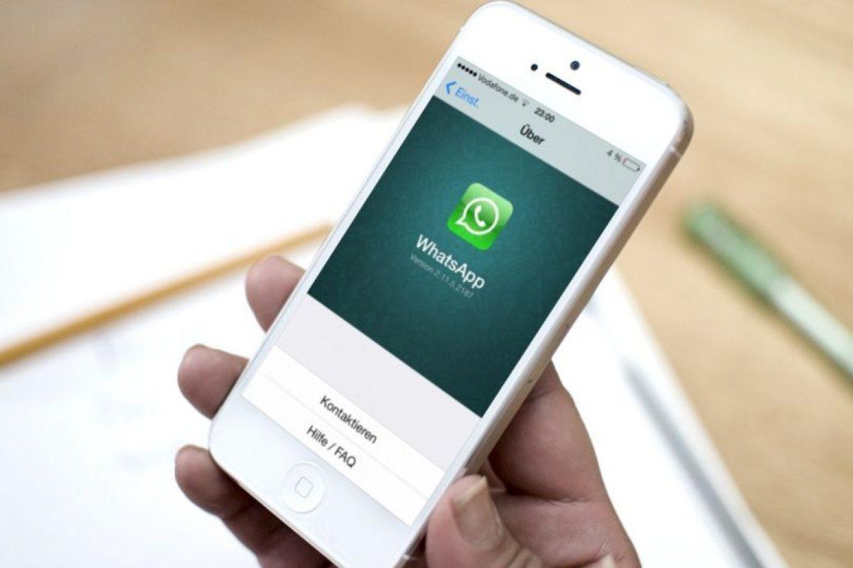 Podrán intercambiar documentos a través de WhatsApp. Foto:vía Tumblr.com