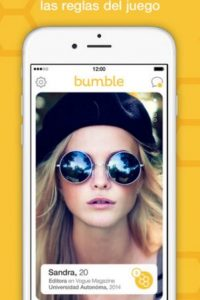 Disponible para iOS y Android. Foto: Bumble Trading Inc.
