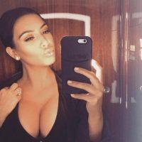 3- Kim Kardashian. Foto:vía instagram.com/kimkardashian