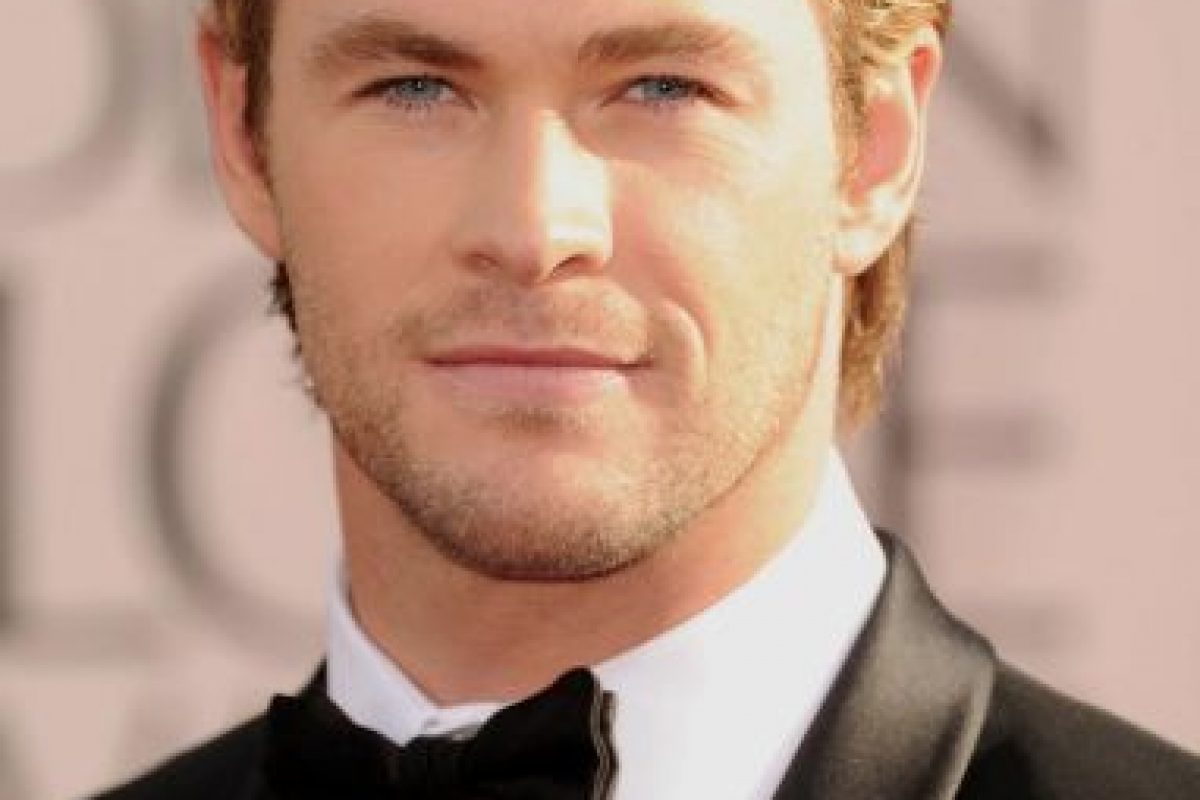 Su cuenta es facebook.com/chrishemsworth Foto: facebook.com/chrishemsworth