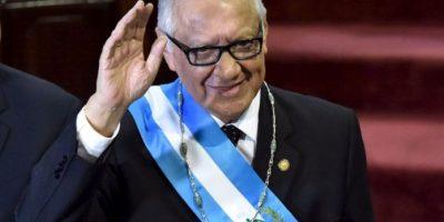 Las mejores frases del último discurso de Alejandro Maldonado