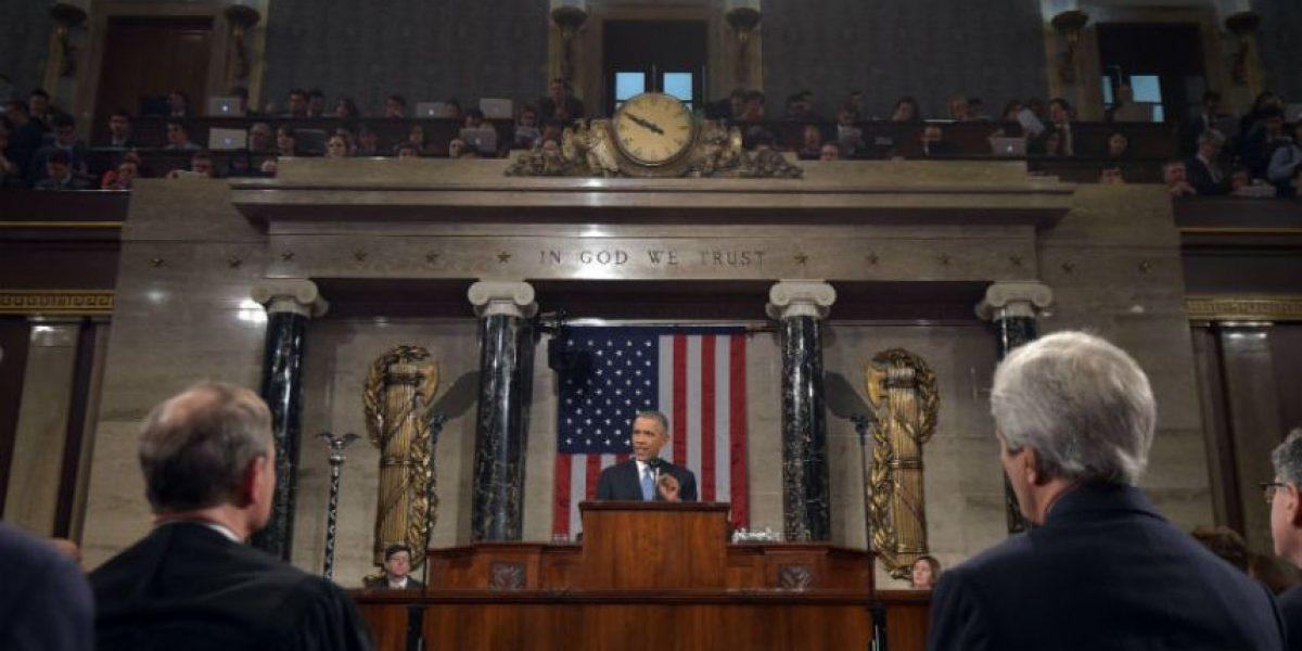 Fotos: Así cambió el aspecto de Barack Obama desde el inicio de su mandato
