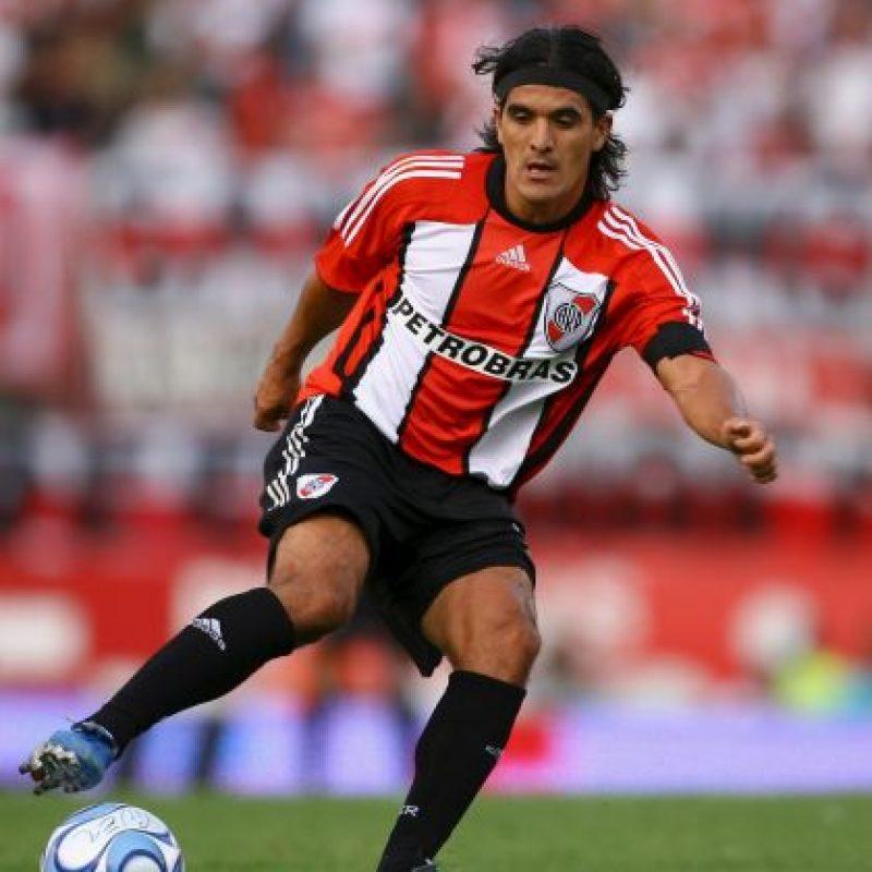 Ganó seis Torneos de Argentina con River Plate Foto:Getty Images