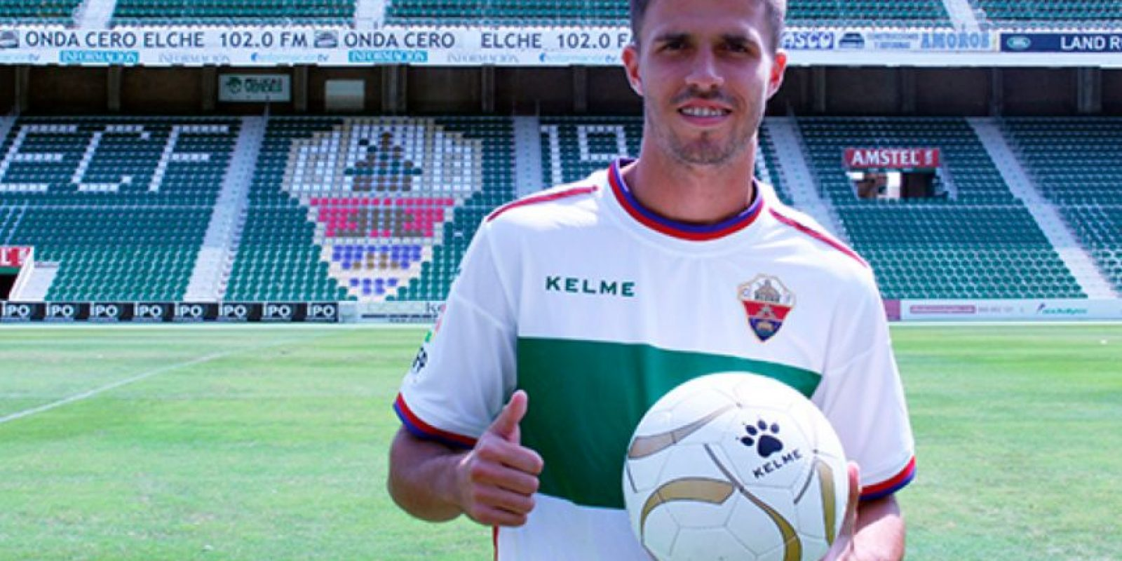 Héctor Hernández (Elche) Foto: Getty Images