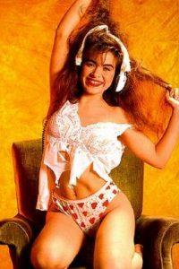 """De 1994 a 1995 lanzó su álbum """"Más turbada que nunca"""". Ya era un ícono de la rebeldía adolescente latinoamericano."""