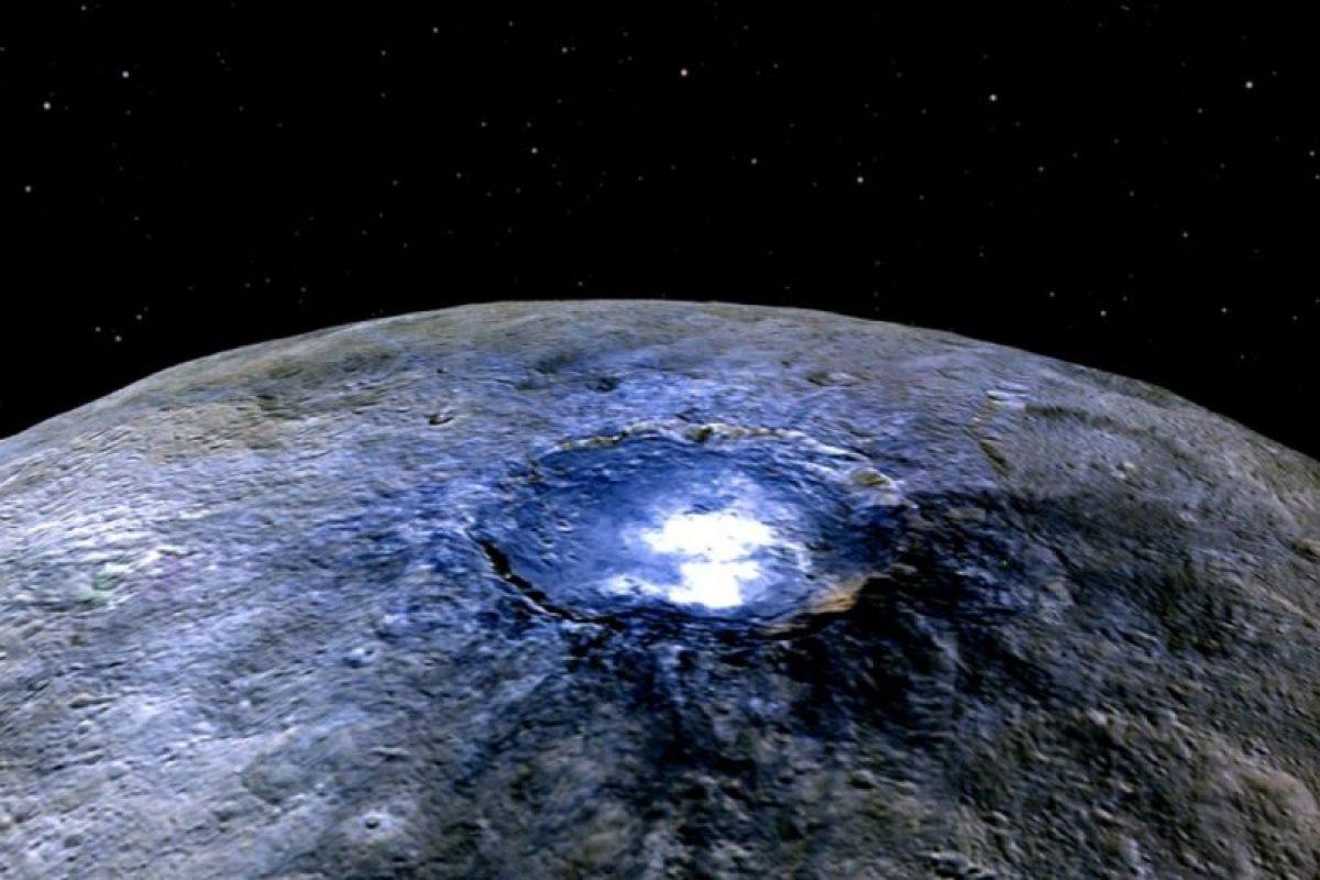 2014-YB35- Su órbita lo traerá cerca de la Tierra en 2033. Este asteroide transitó cerca de la Tierra en marzo del año pasado. Foto:Vía nasa.gov