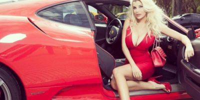 """Sus fotos """"hot"""" en las redes sociales la han hecho cada vez más famosa Foto:Vía instagram.com/chcaniggia"""