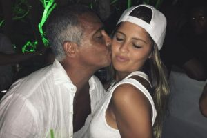 Es hija del brasileño Romario Foto:Vía instagram.com/dadafavatto