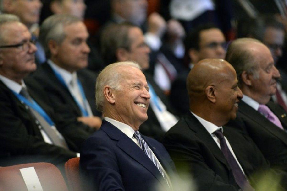 Joseph Robinette mejor conocido como Joe Biden nació el 20 de noviembre de 1942. Foto:AFP