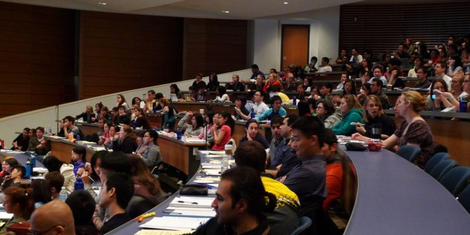 Estudiar ahí tiene un valor de $4 mil 761 dólares. Foto:Flickr