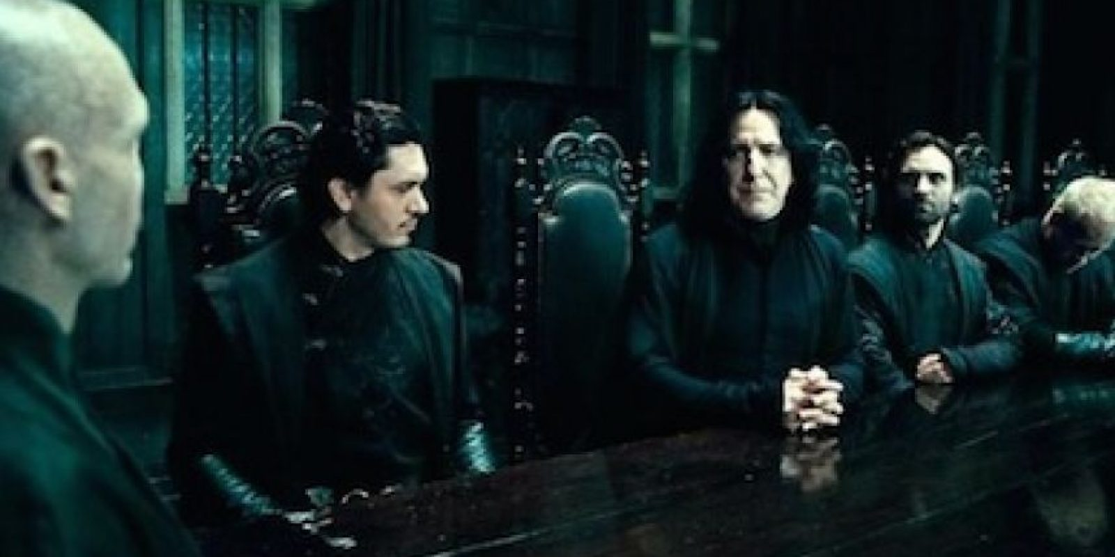 Y así se despidió de JK Rowling hace algunos años. Foto:Warner Bros