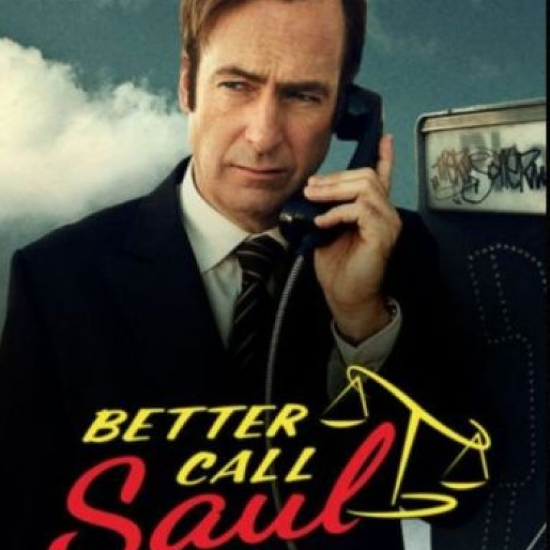 5- Better Call Saul (Una temporada). Foto: Netflix