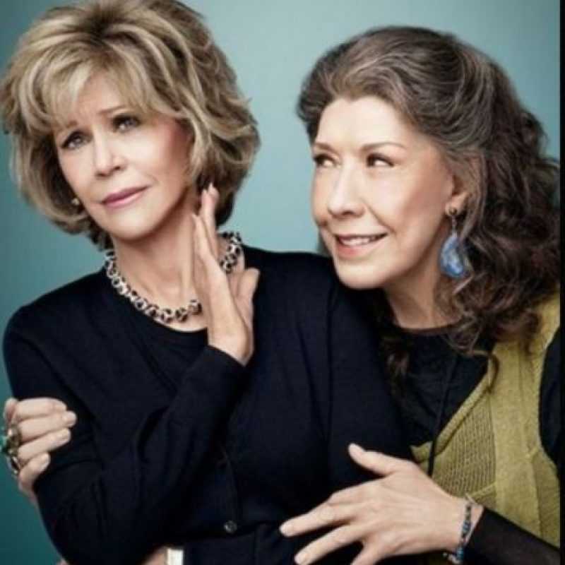 7- Grace and Frankie (Una temporada). Foto: Netflix