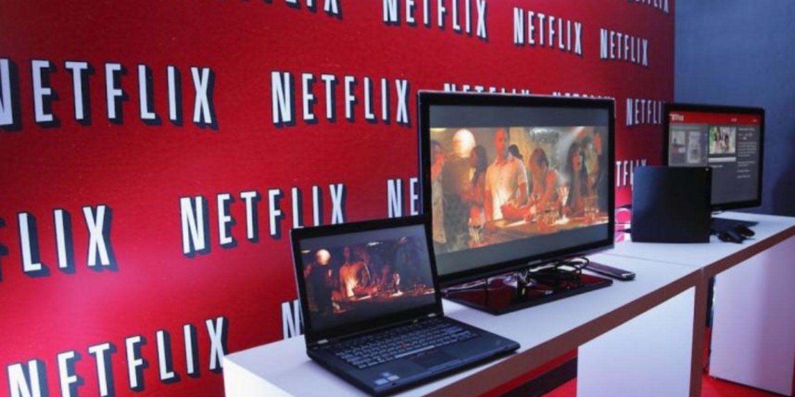 5- Hasta ahora, Netflix ha producido más de 66 programas originales. Foto:Getty Images