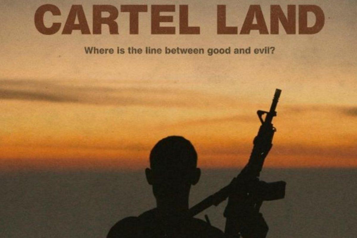 La guerra contra los cárteles está en todo México. Algunos solo intentan sobrevivirla. Foto:vía Netflix