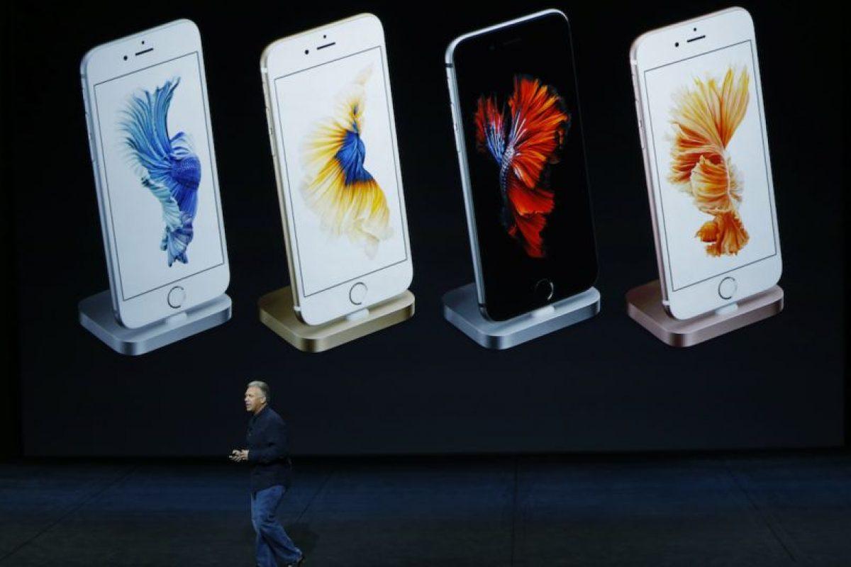 La batería del iPhone 6s Plus con 2.915 mAh es mucho más potente que la del iPhone 6s al ser de 1.715 mAh. Foto:Getty Images