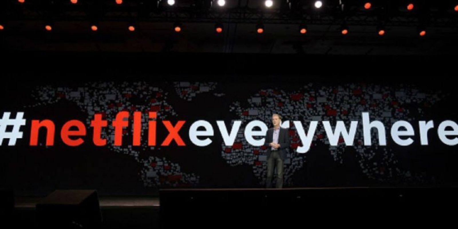 Netflix ya no los dejará ver catálogos de otros países. Foto:Getty Images