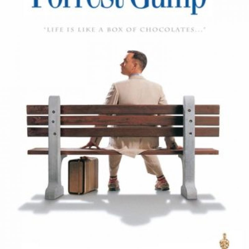 """6. """"Forrest Gump"""" (1994) Ganó seis premios en sus 13 nominaciones. Foto:Vía Tumblr"""