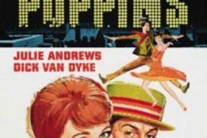 """8. """"Mary Poppins"""" (1964) Fue nominada 13 veces y ganó cinco premios. Foto:Vía Tumblr"""
