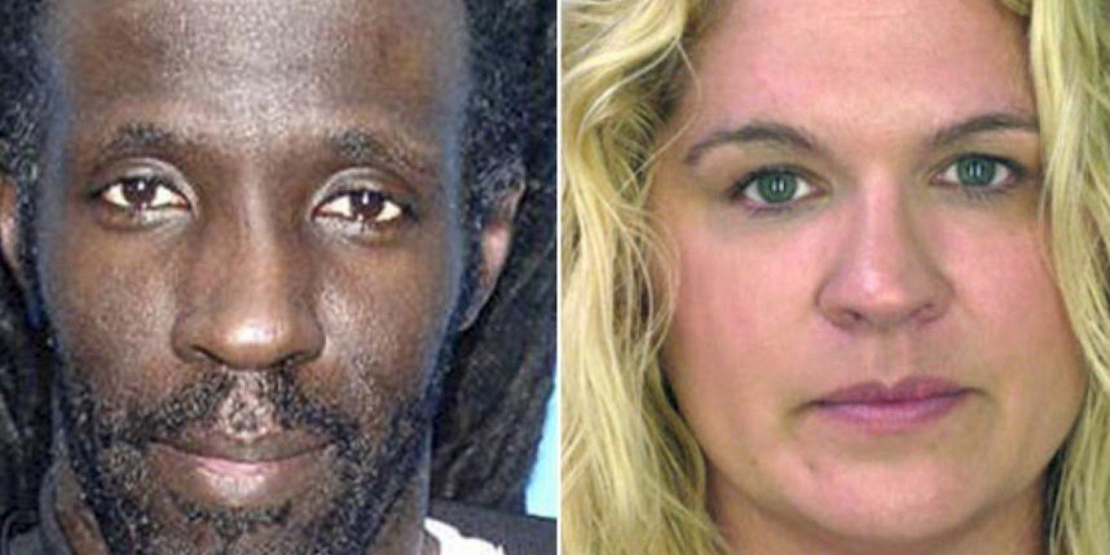Pero fue asesinado por su novia Dorice Moore, quien luego fue arrestada. Foto:vía Pinterest