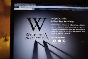 Wikipedia está disponible en 287 idiomas. Foto:Getty Images