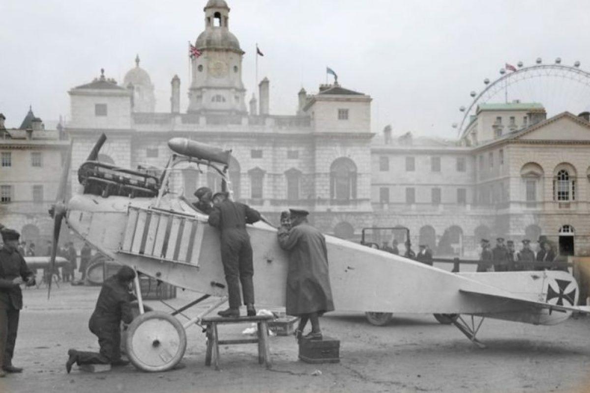 6- World War I (Primera Guerra Mundial) – Conflicto armado desarrollado entre 1914 y 1918. Foto:Getty Images