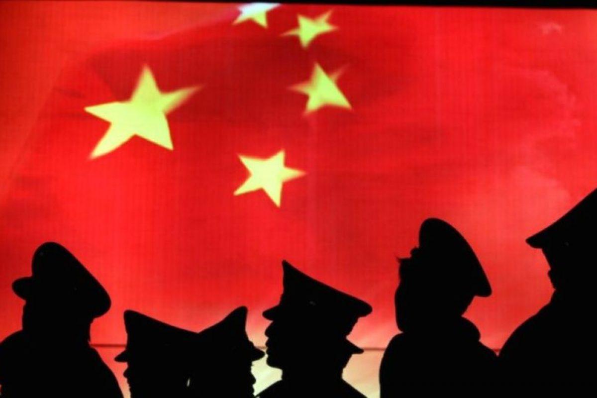 9- China (China) – País asiático con una población total de 1 billón 369 millones 811 mil habitantes. Foto:Getty Images
