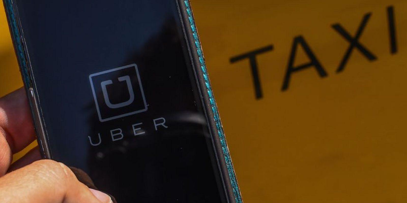 2. Uber funciona las 24 horas del día durante todos los días del año. Foto:Getty Images