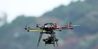 Entre las nuevas medidas de transporte se han incluido los drones Foto:Getty Images