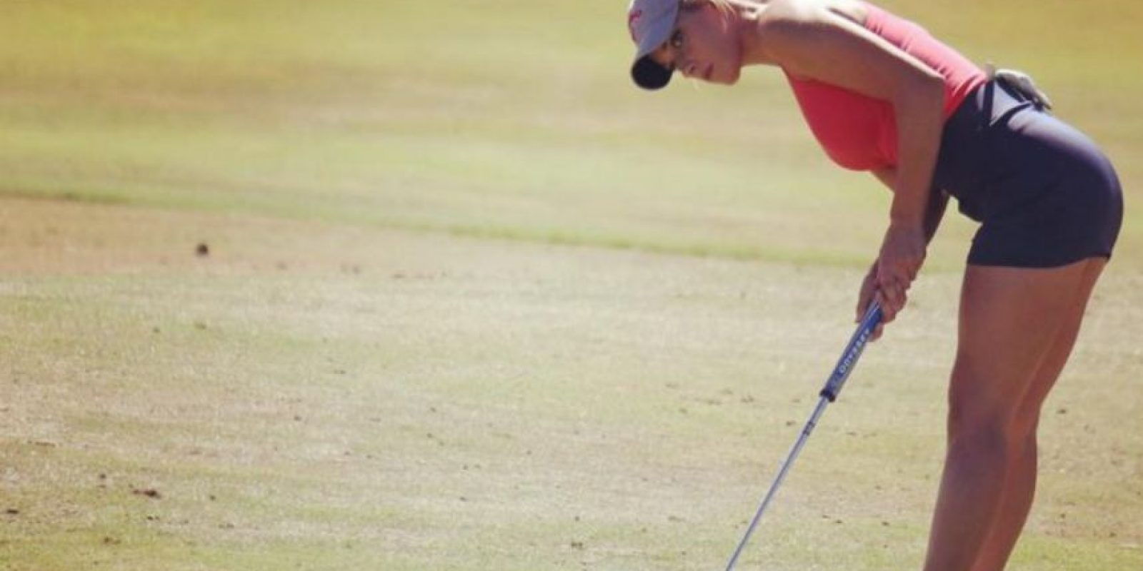 Golfista de Estados Unidos Foto:Vía instagram.com/_paige.renee