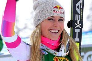 Esquiadora estadounidense Foto:Vía instagram.com/lindseyvonn