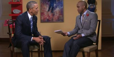 Youtubers revelan algunos secretos del presidente Barack Obama