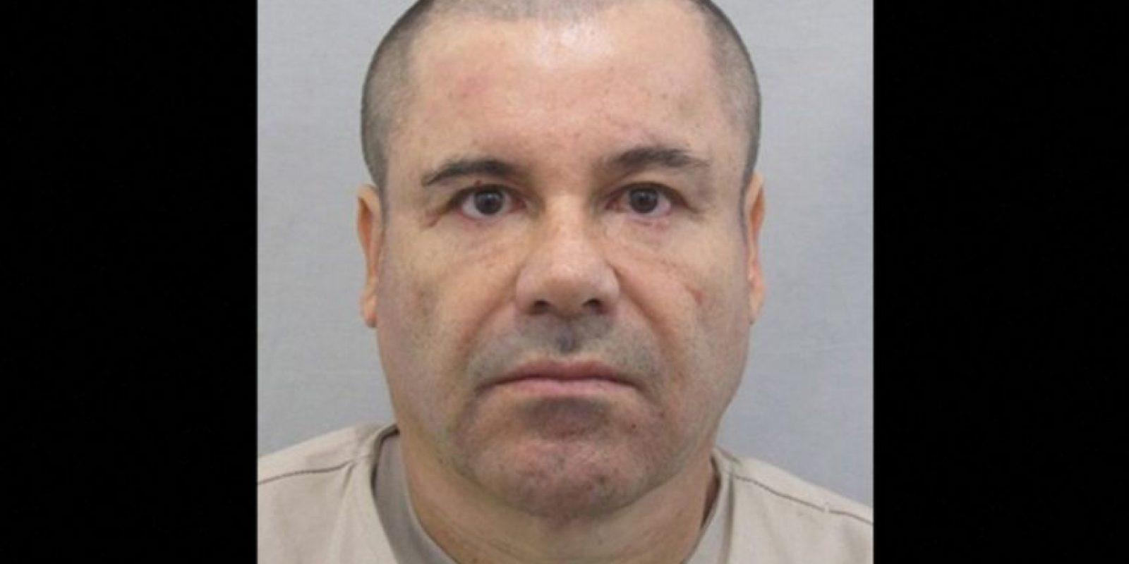 El 11 de julio de 2015, Guzmán Loera escapó de prisión por un tunel del hasta 1.5 kilómetros de largo. Foto:AP