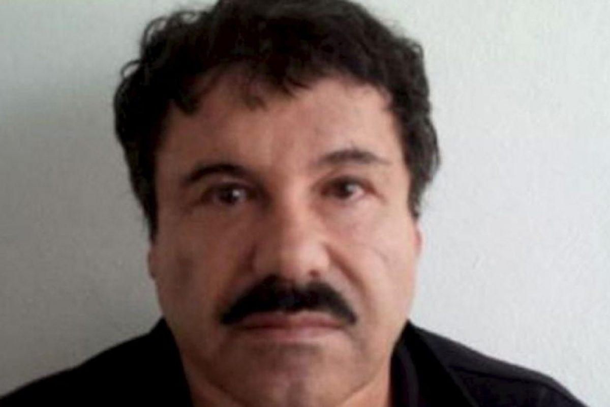"""22 de febrero de 2014. """"El Chapo"""" fue detenido en la ciudad mexicana de Mazatlán, Sinaloa. Foto:AFP"""