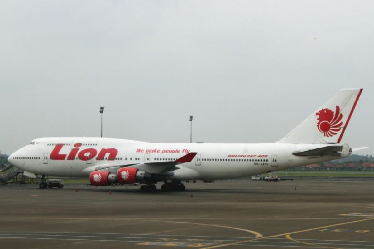Lion Air Foto: Wikipedia.org