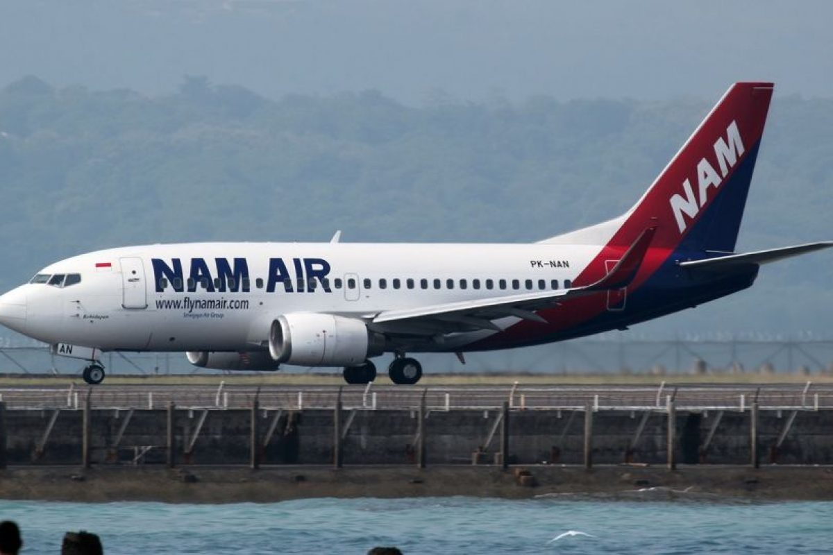 Sriwijaya Air and Nam Air Foto: Wikipedia.org