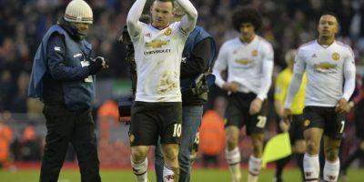 Rooney y De Gea lideran el triunfo del United ante el Liverpool en Anfield