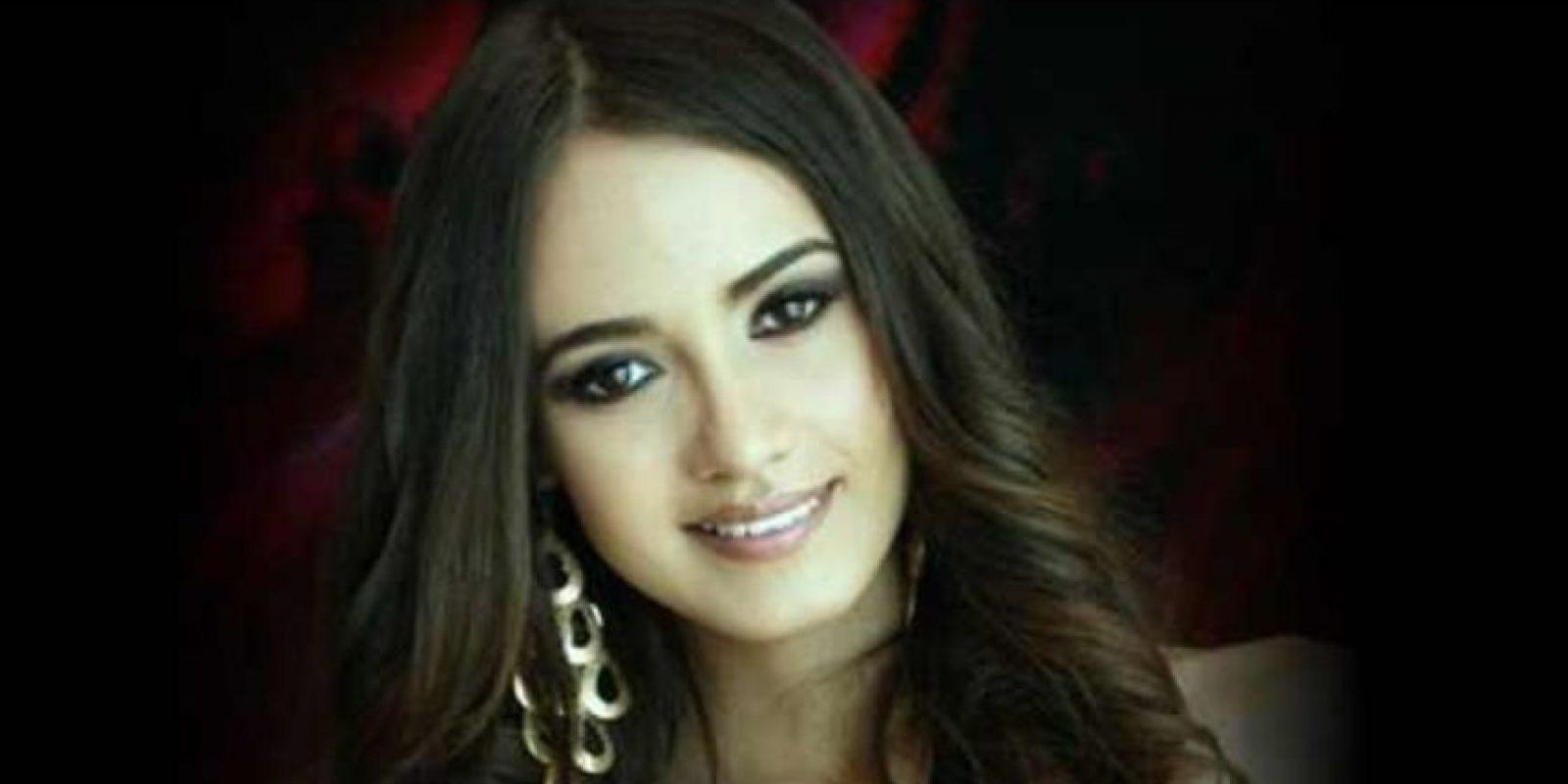 Fue coronada como reina de belleza en Sinaloa, México, en 2012. Murió en un enfrentamiento entre el ejército y un grupo armado. Foto:Facebook