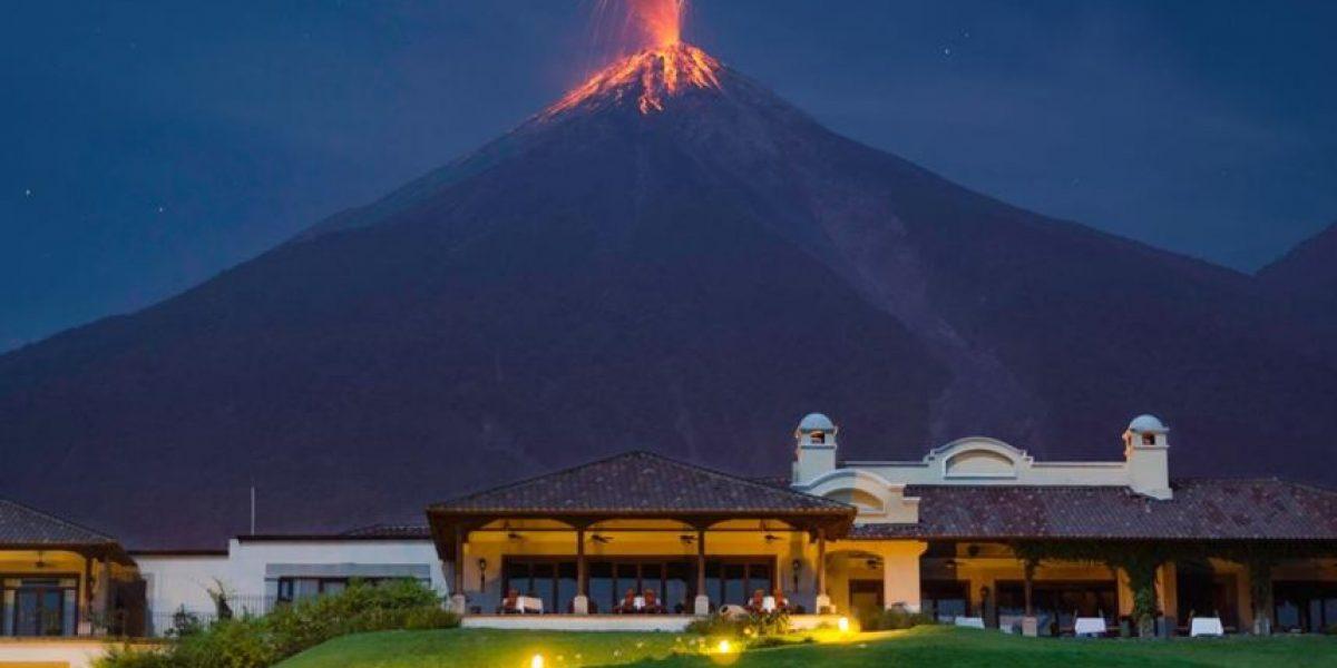 Volcán de Fuego en Guatemala vuelve a registrar fase eruptiva
