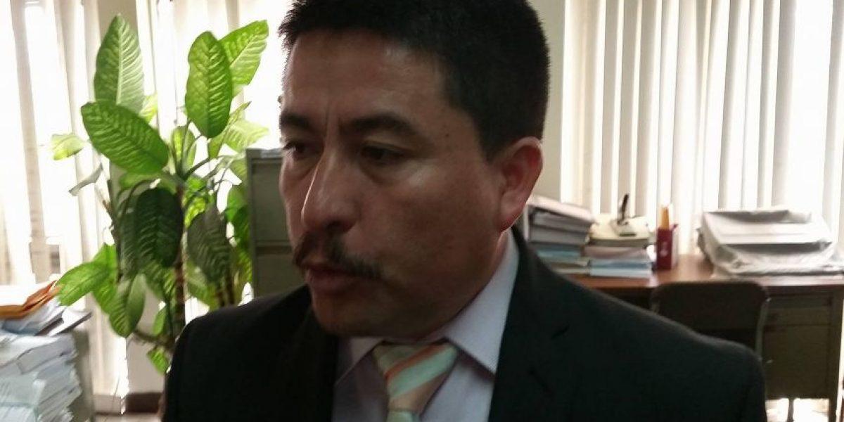 """Alcalde de Santa Catarina Pinula: """"Me estoy poniendo a disposición de los tribunales"""""""