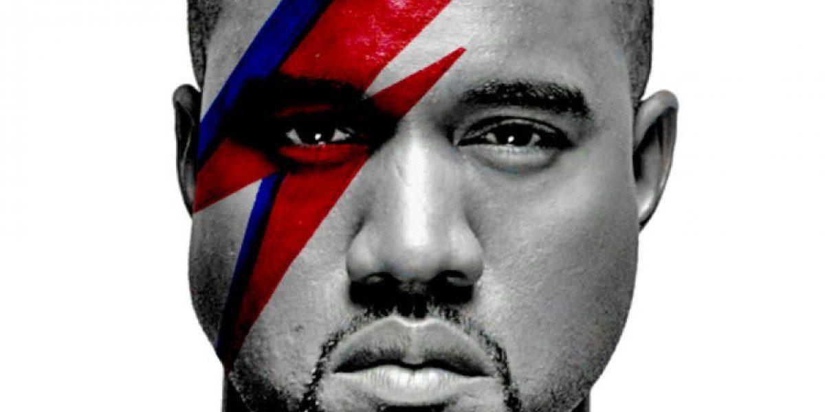 Kanye West quiere continuar con el trabajo musical e innovador de David Bowie