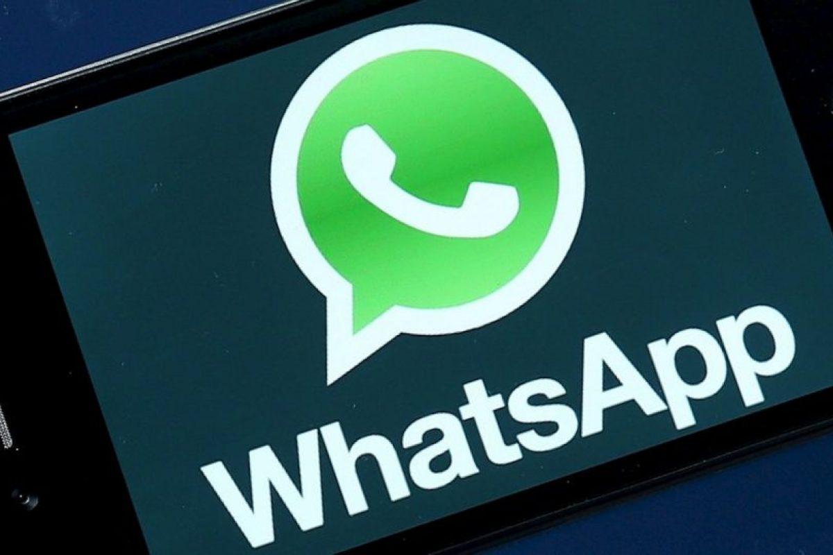 9. Es la app número uno en cuanto a mensajería instantánea se refiere. Foto:vía Pinterest.com