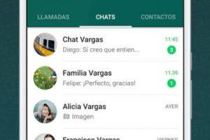 5. Desde enero del año pasado, 30 mil millones de mensajes se envían o reciben diariamente en WhatsApp. Foto:vía Pinterest.com