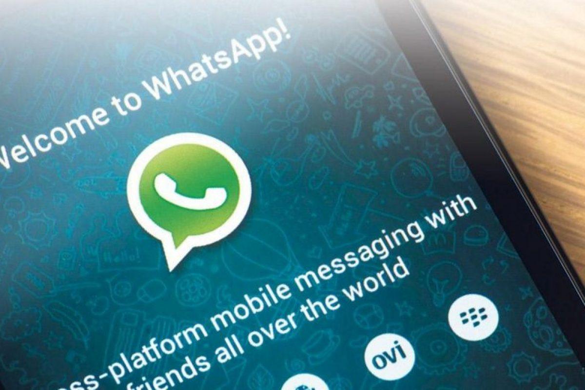 4. 72% de los usuarios registrados revisa su WhatsApp diariamente. Foto:vía Pinterest.com