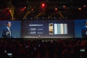 El lanzamiento de los productos más innovadores de Huawei se realizó en Las Vegas, Nevada, Estados Unidos Foto:LUIS CARLOS NÁJERA