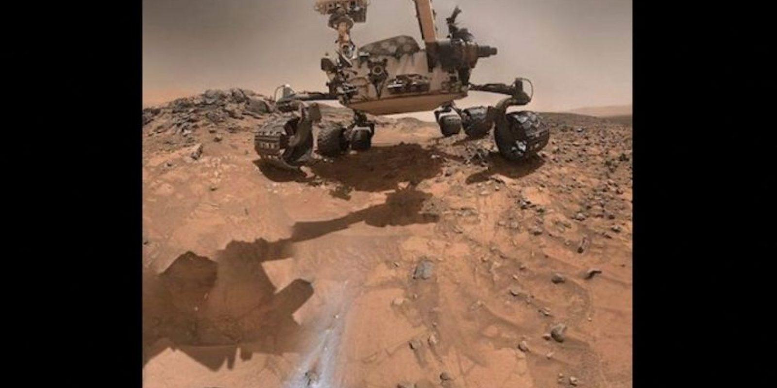 "6. Un ""explorador"" Foto:NASA"