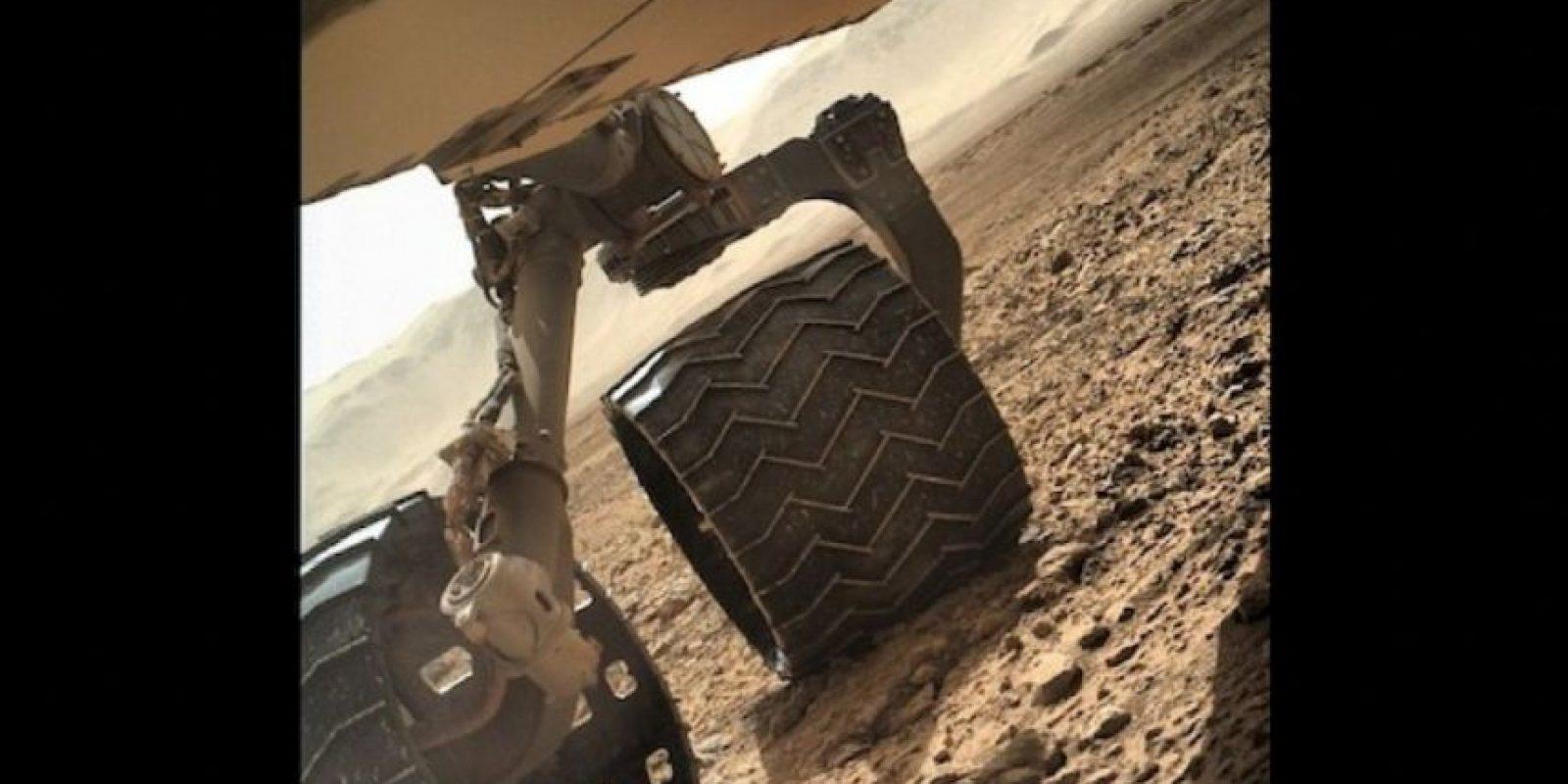 7. El viaje a Marte Foto:NASA