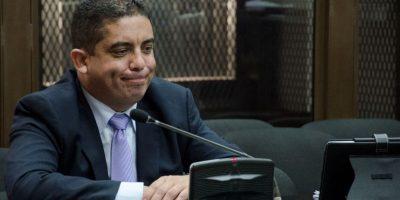 Fiscalía acusa a Juan Carlos Monzón, el brazo derecho de Baldetti